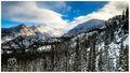 Alpine Dust print