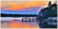 Harbor Pier print