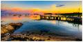 Sun Pier print