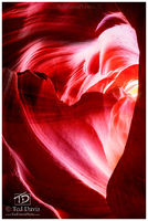 canyon, heart, grace, beauty, faithfulness, love, witness, colors, rock, streamed, enchanted, moment